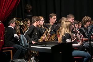 Božično-novoletni koncert orkestrov v Kulturnem domu Komenda, 7. december 2016